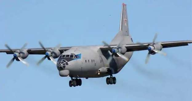 Georgian Cargo Plane Flying from Karachi Intercepted by