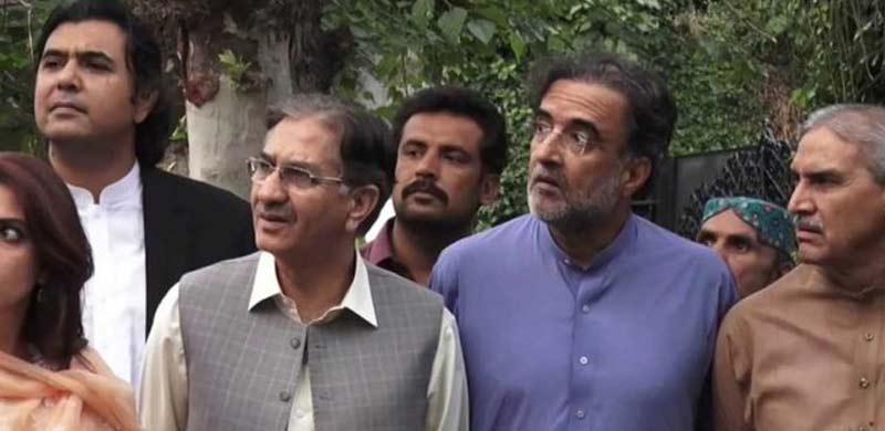 Journalist tells Qamar Zaman Kaira his son had an accident