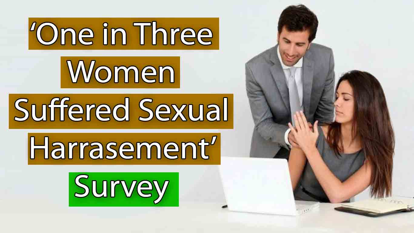 Report of world's largest survey of sexual harassment