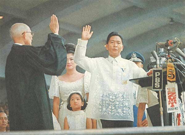Ferdinand Marcos - Philippines Dictator