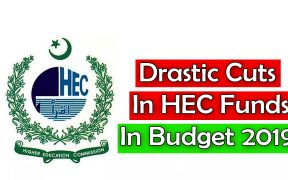 HEC Funds- Budget 2019