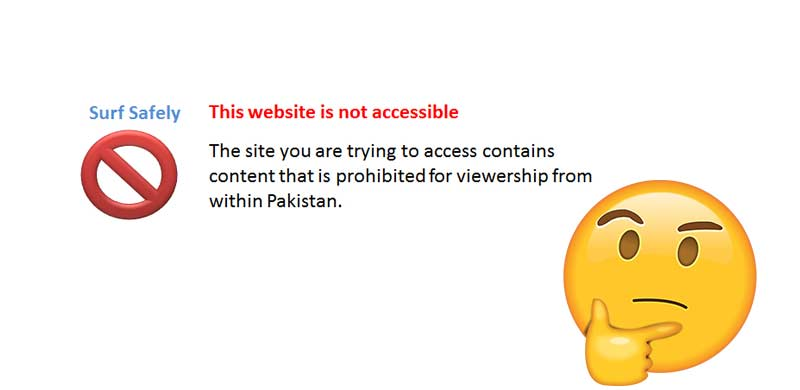PTA blocks mainstream websites Alibaba, Buzzfeed, Bloomberg