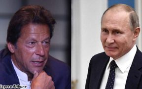 Imran Khan and Putin