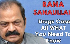 Rana Sanaullah Drugs Case