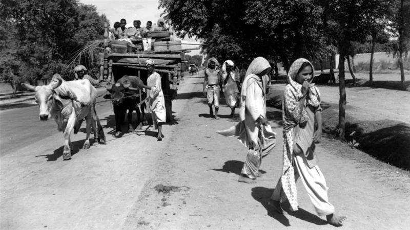 In November 1947, hundreds of Muslims in Jammu were killed and thousands displaced after being attacked by Hindu nationalist militias.