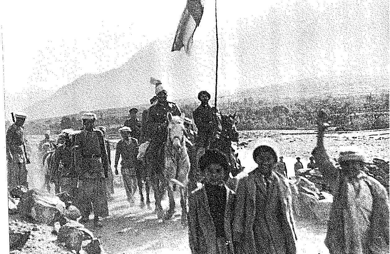 In November, 1947, the Maharaja's military officers in Gilgit mutinied. On November 16, the officers dismissed the Maharaja's government. Pakistani political agents took over the administration of Gilgit.