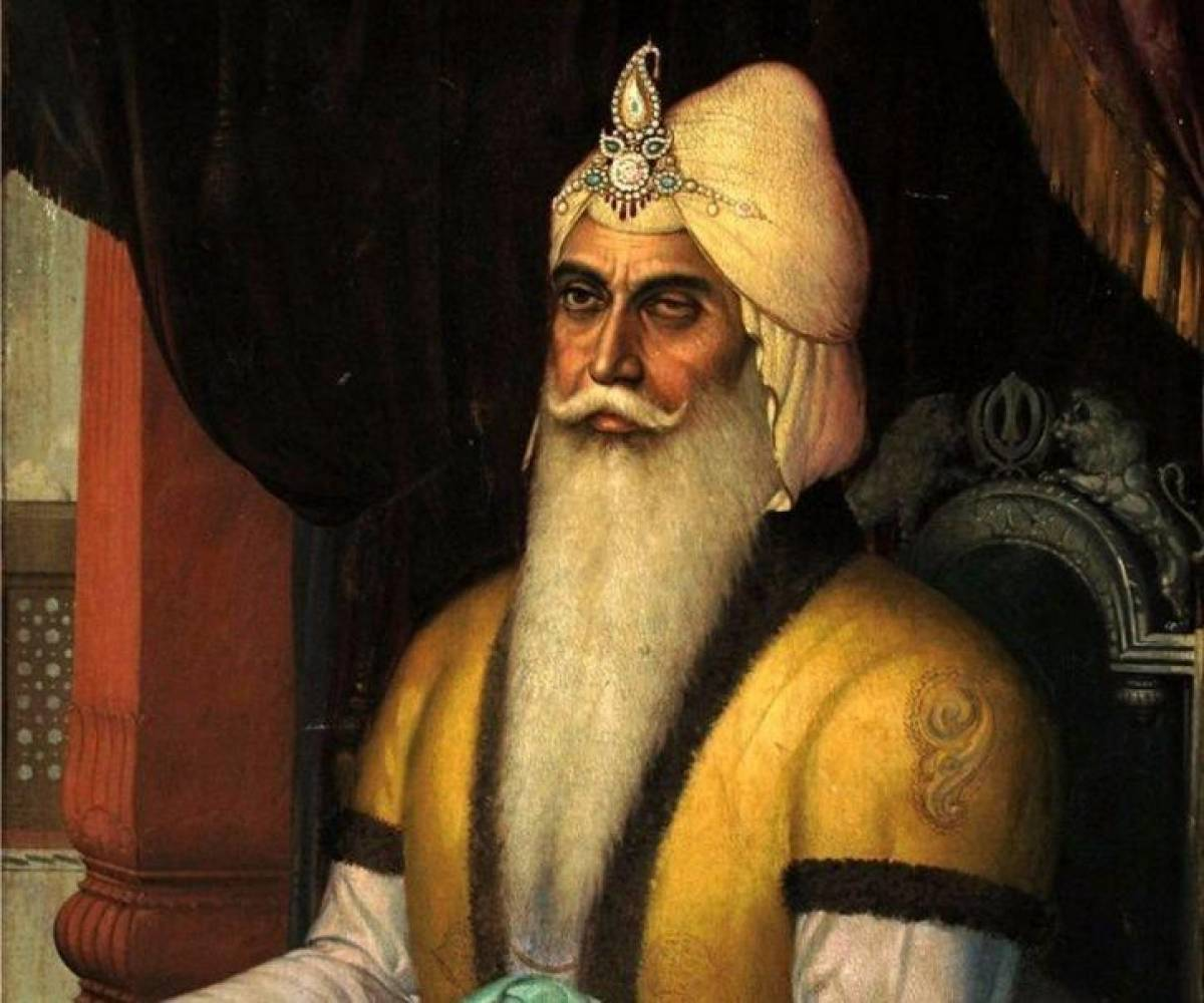 After centuries of Muslim rule, Kashmir fell to the Sikh warrior-king, Ranjit Singh in 1820.