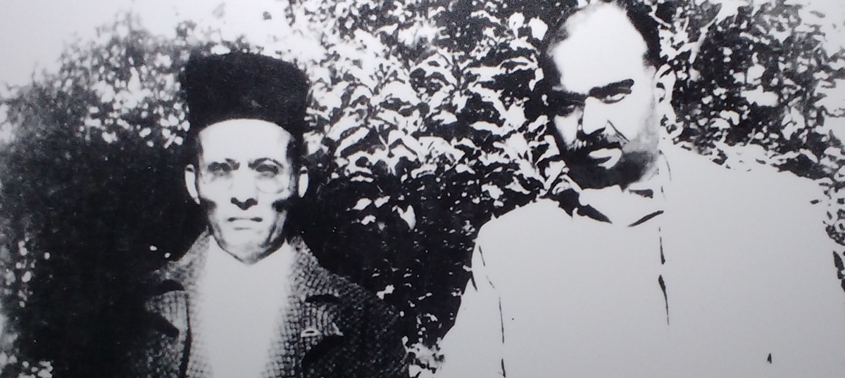 Syama Prasad Mukherjee (right), who in 1951 formed the Hindu nationalist party, the Bharatiya Jana Sangh -- which, three decades later, became the Bhartiya Janta Party (BJP). Mukherjee rejected Article 370 and tried to enter J&K to hold rallies against it but was arrested. In June 1953, he died in prison from a heart attack. His death sparked riots in Delhi.