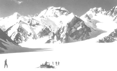 In April 1984, Indian forces occupied Siachen Glacier region of Kashmir. In Pakistan, military dictator, Zia-ul-Haq, was severely criticized for 'allowing' this.