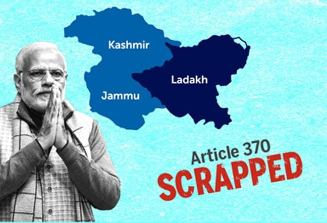 In August 2019, the right-wing Modi regime took the highly controversial step by scrapping Article 370 from the Indian constitution.