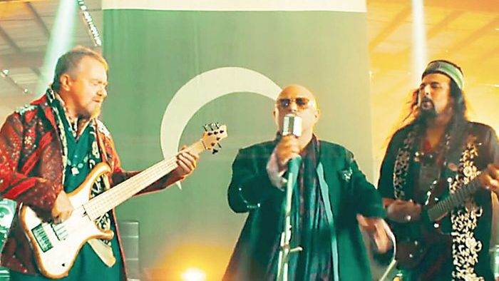Junoon Takes London By Storm In A Memorable Performance