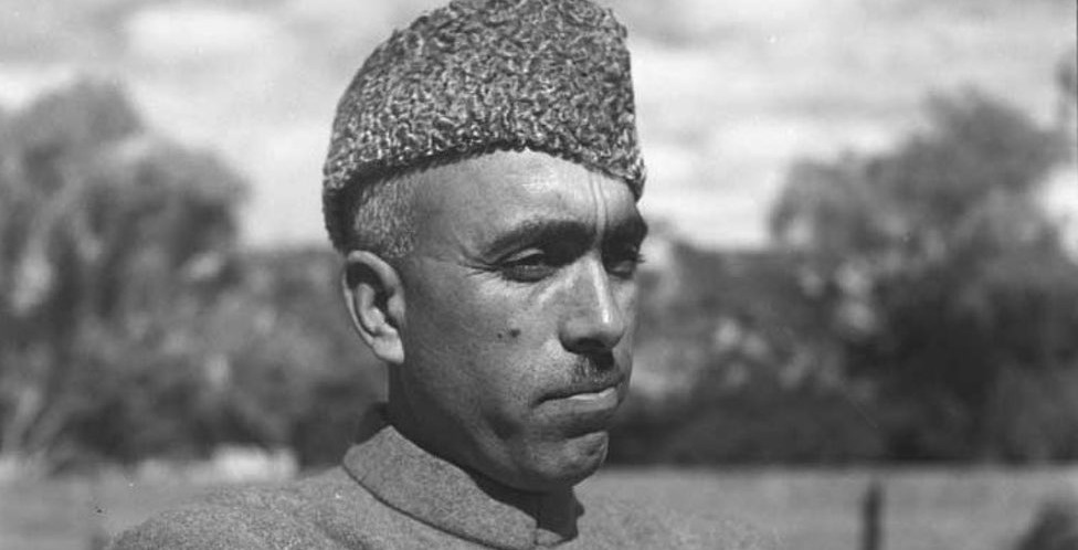 Sheikh Muhammad Abdullah, one of the founders of AJKMC.