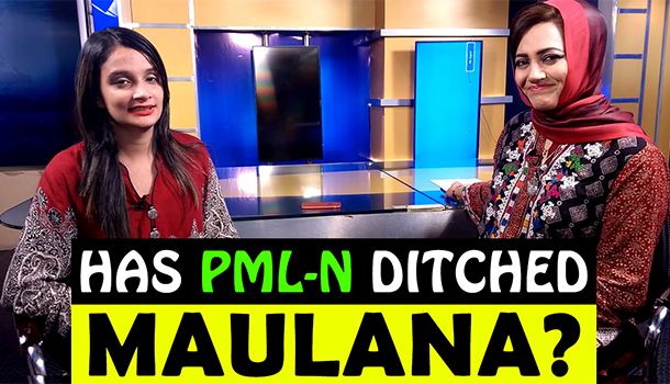 Has PML-N Ditched Maulana?
