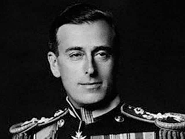 Lord Mountbatten The British And Kashmir