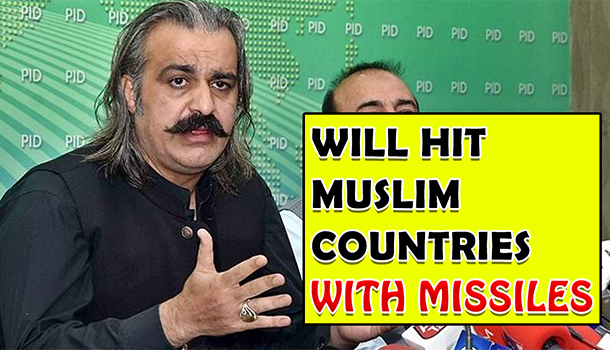 Will Hit Muslim Countries With Missiles, Says Minister