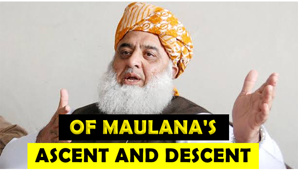 Of Maulana's Ascent And Descent