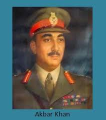 Major General Akbar Khan