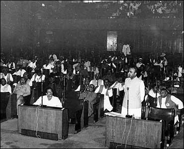 The parliament that introduced the death penalty in the Blasphemy Laws.