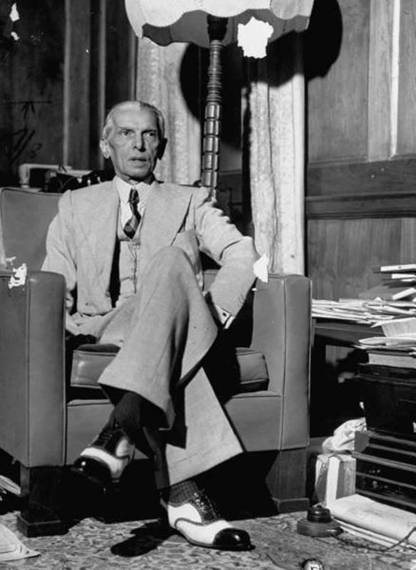 Mr. Jinnah.